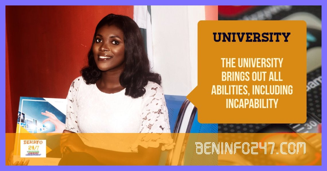 Universities in Benin Republic, study in republic of benin, courses offered, University