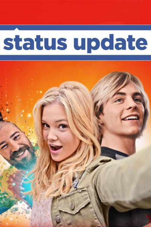 """Poster for the movie """"Status Update"""""""