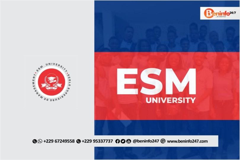 esm university benin republic