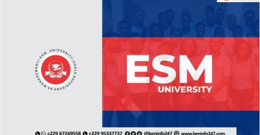esm university benin republic