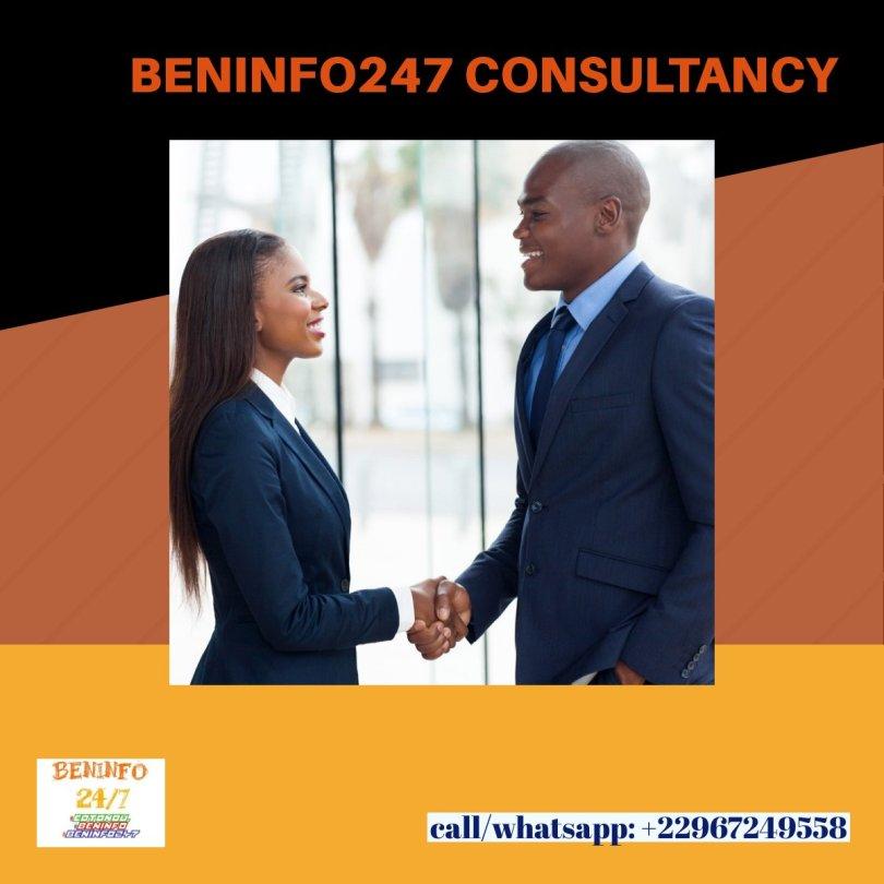 CONSULTANTS JOB DESCRIPTION- BENINFO247