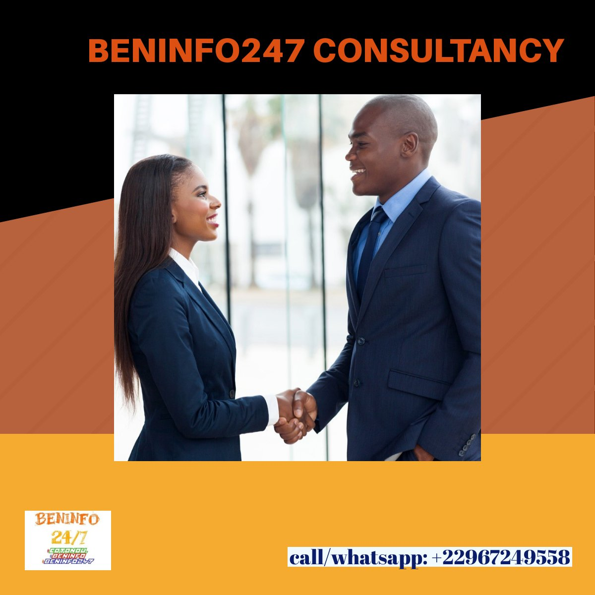 CONSULTANTS JOB DESCRIPTION- BENINFO247