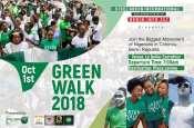 Green Walk 2018