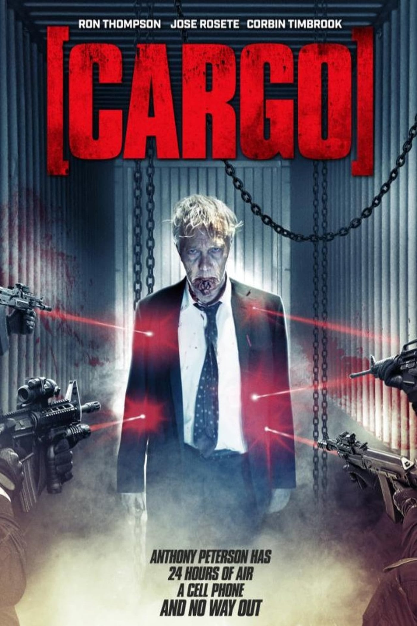 """Poster for the movie """"[Cargo]"""""""