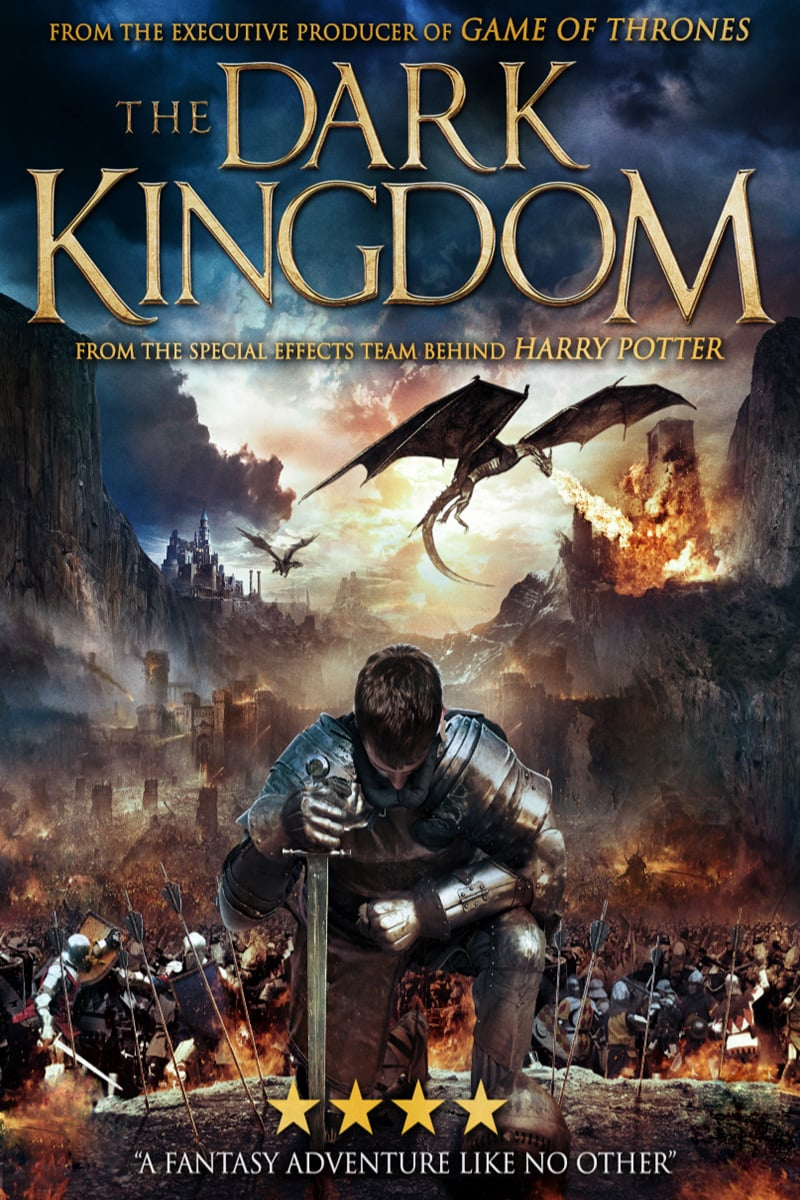 "Poster for the movie ""The Dark Kingdom"""