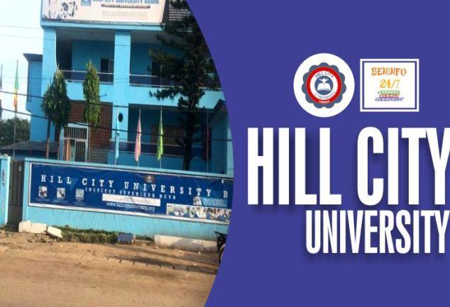Hill-City University (HCUB) Cotonou Benin Republic