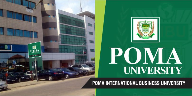 poma international business universoty