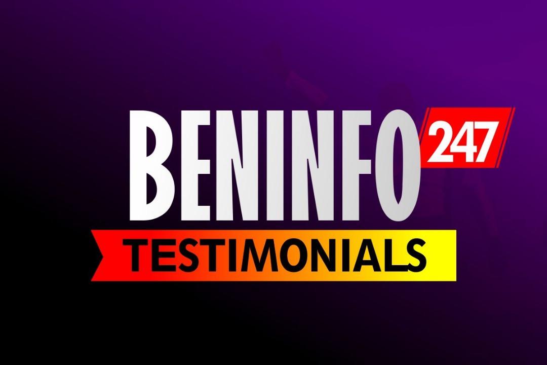 Beninfo 247 Testimonial Form
