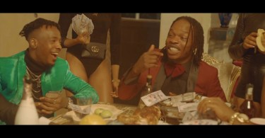 Naira Marley x Young Jonn - Mafo (official video lyrics)