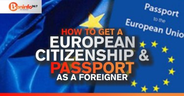 3 Ways to get an European citizenship as a foreigner