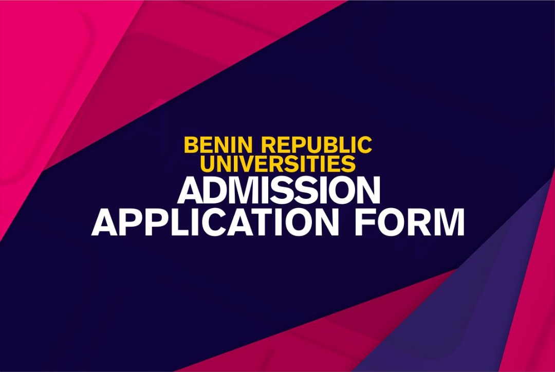 benin republic universities application form