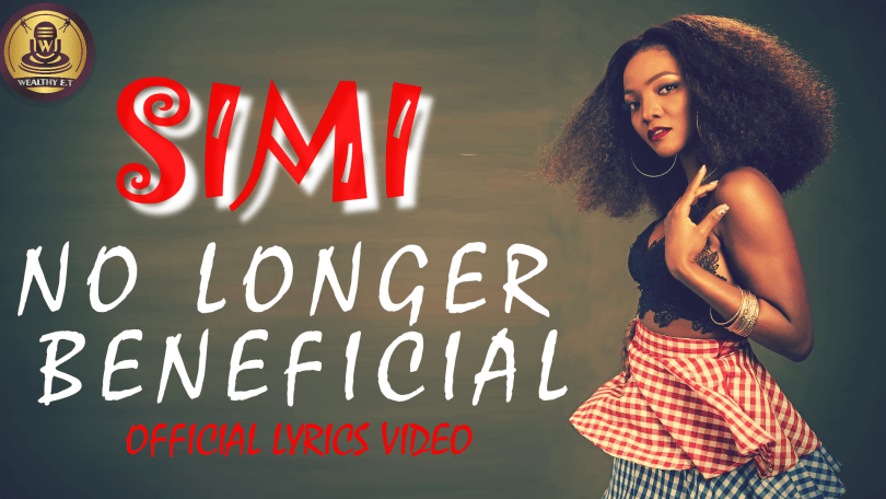 Simi - No Longer Beneficial (Official Lyrics Video)