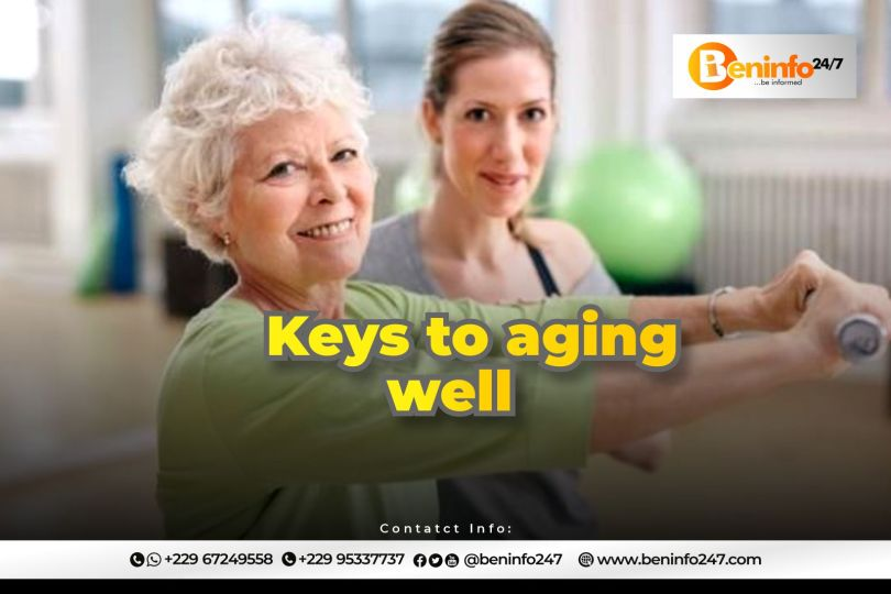 Keys to aging well