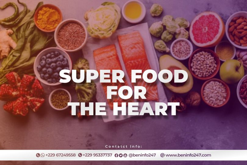 Super food for the heart