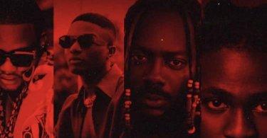 Dj Tunez - PAMI ft Wizkid Adekunle Gold & Omah Lay