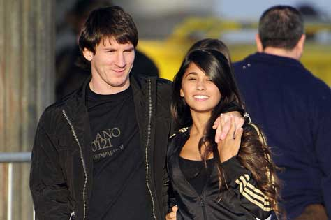Lionel Messi bientôt papa