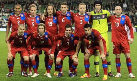Equipe euro 2012 republique tcheque
