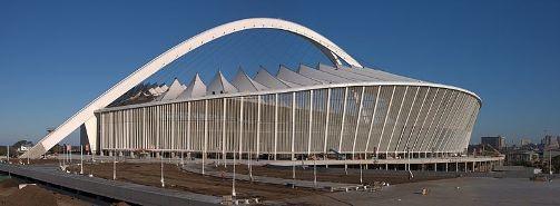 Le Moses Mabhida Stadium ou stade Moses-Mabhida