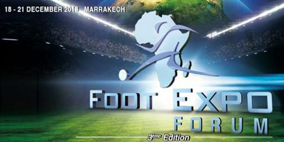 foot forum expo Marrakech 2013