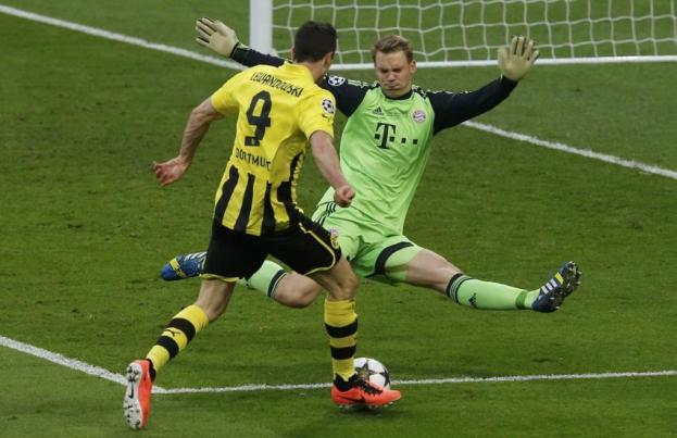 Lewandowski finale ldc 2013