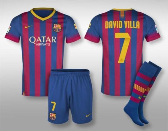 maillot-domicile2013-2014-barcelone