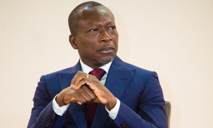 Le président du Bénin Patrice Talon le 8 décembre 2016. / ILLUSTRATION