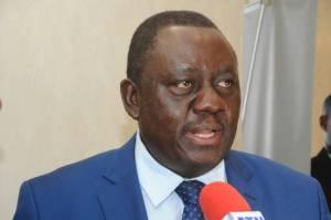 Gaston Dossouhoui, ministre de l'Agriculture, de l'Elevage et de la Pêche   Photo : L'INTEGRATION