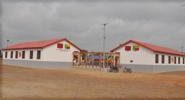Photo of L'ambassade de Chine construit et offre une école, clé à main, au Bénin