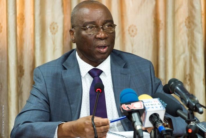 Sacca Lafia : « Depuis le 1er janvier 2018, il n'y a pas eu un seul braquage au Bénin ! » [Stratégies]