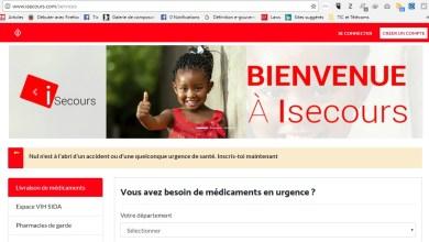 Photo of iSecours, le moteur de recherche qui veut aider les Béninois victimes d'accident ou d'urgence santé