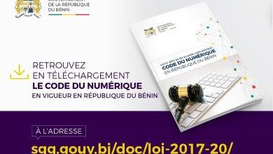 Photo of «La Loi portant Code du numérique au Bénin constitue une avancée décisive» [Décryptage]