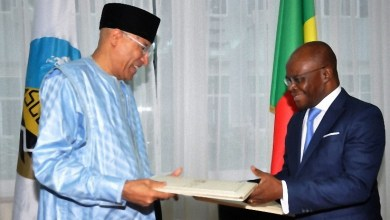 Photo of Aurélien Agbénonci et Mohamed Moussa signent le renouvellement de l'accord de siège a été signé entre le Bénin et l'Asecna