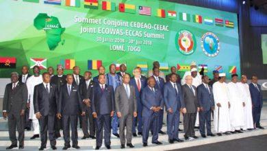 Photo of Aurelien Agbénonci et Sacca Lafia portent la voix du Bénin à la réunion des ministres Ceeac-Cedeao à Lomé