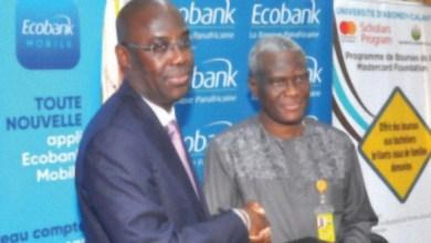 Photo of Ecobank et l'Université d'Abomey-Calavi formalisent leur coopération vieille de 13 ans