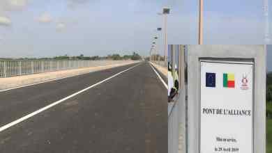PAG : Le Pont de Womè désormais ouvert à la circulation