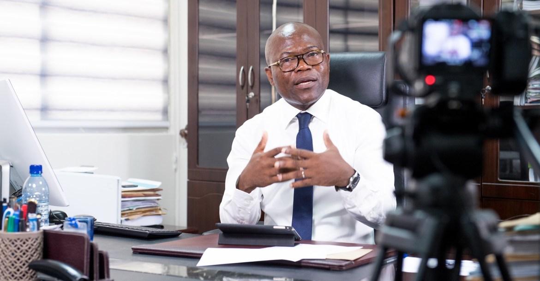 Nicolas Yenoussi : « A Yaoundé, les gens apprécient bien ce que nous faisons en matière de digitalisation de l'administration fiscale »