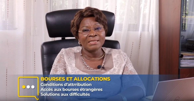 Marie-Odile ATANASSO : « En 1ére année, nous avons donné plus de 15 000 bourses en licence cette année en battant tous les records »