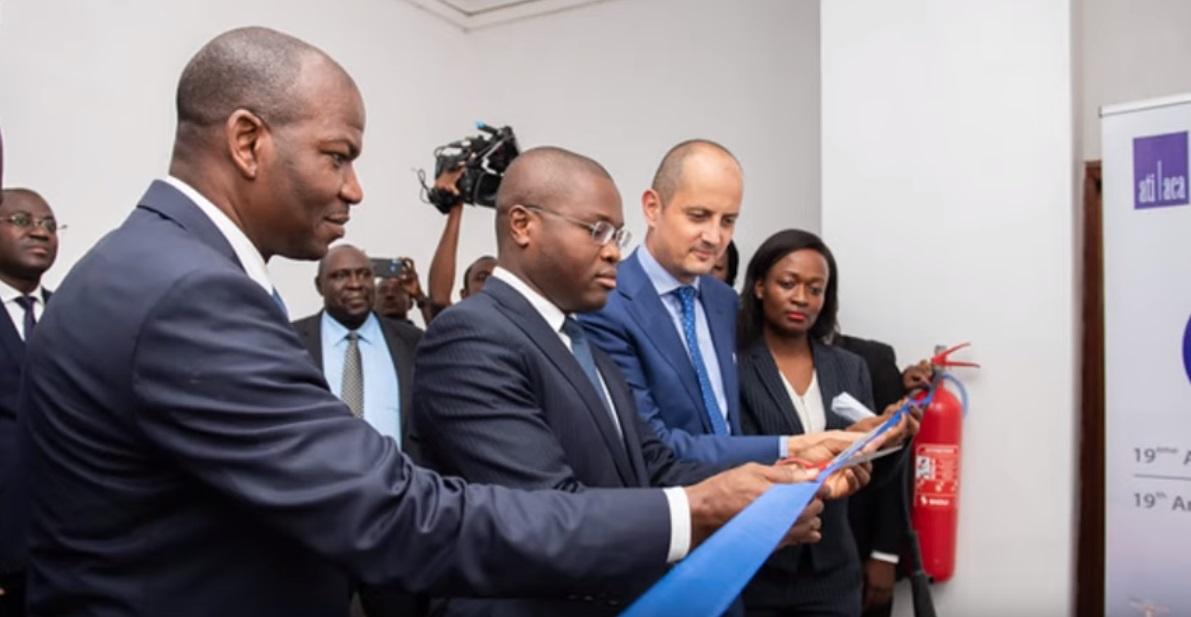 Romuald Wadagni inaugure à Cotonou le Bureau régional pour l'Afrique de l'Ouest de l'ACA