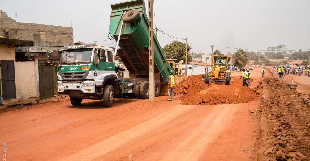 aménagement et le bitumage de la route Djougou-Pèhunco-Kérou-Banikoara