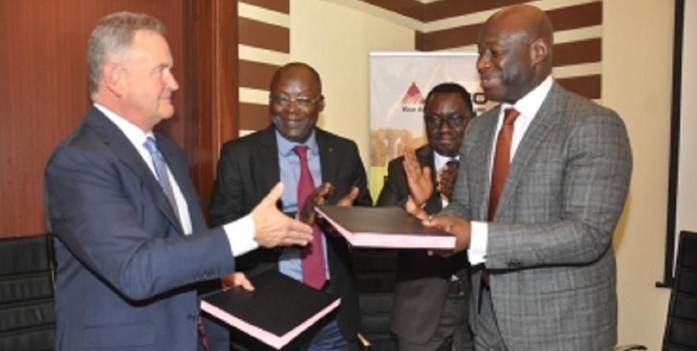 L'Apiex et le groupe américain Agco s'associent pour la transformation du secteur agricole du Bénin