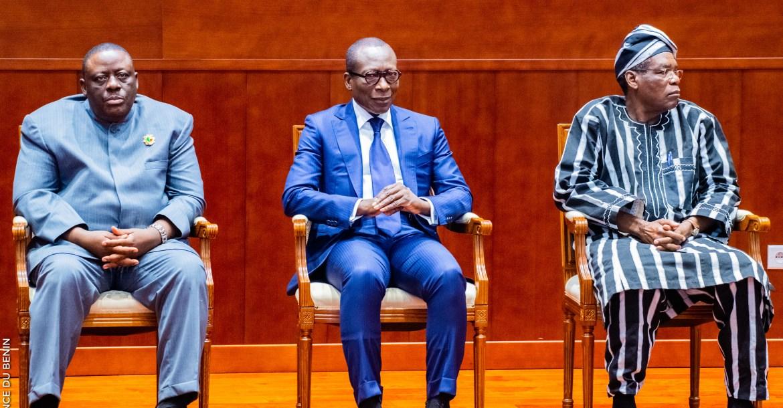 Au Conseil des ministres, Patrice Talon présente le compte rendu des travaux du Dialogue politique
