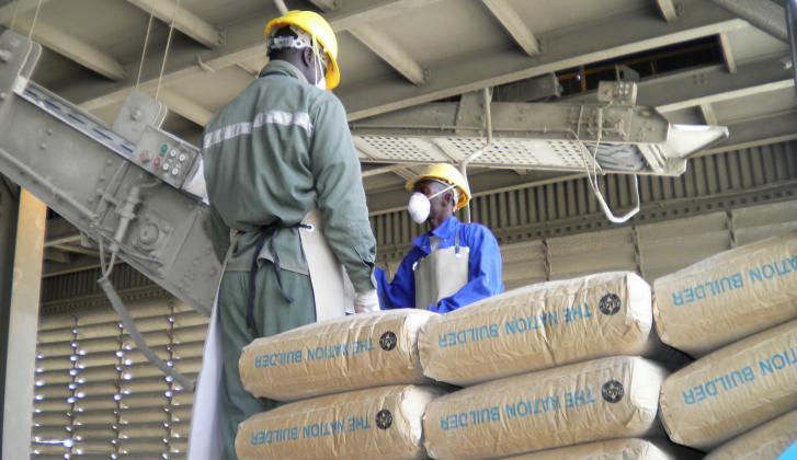 Producteur de Ciment