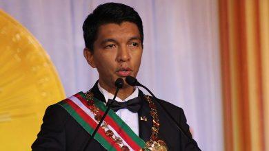 Photo of Le président malgache Andry Rajoelina annoncé à Cotonou au Bénin