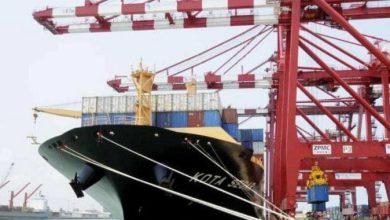 navires en rade au Port de Cotonou