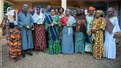 Photo of Affaires sociales – Visite de Mme TOGNIFODÉ MEWANOU au centre de promotion sociale de Nikki