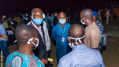 Photo of Retour au Bénin d'une centaine de jeunes béninois en provenance du Ghana