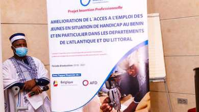 Photo of Plaidoyer pour l'insertion professionnelle des personnes en situation de handicap: le Gouvernement présent aux côtés de  Handicap International Bénin