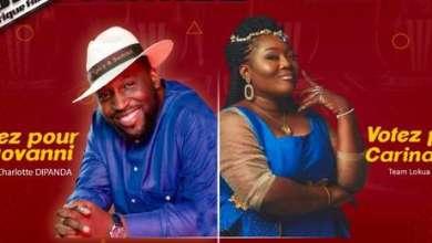 Photo of FINALE THE VOICE AFRIQUE FRANCOPHONE : VOTONS pour Gyovanni et Carina SEN qui défendent les couleurs du Bénin