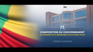 Photo of Composition du gouvernement du Président de la République S.E.M Patrice TALON