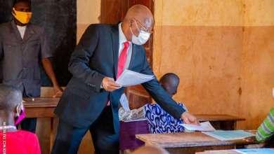 Photo of CEP session de juin 2021 : Les épreuves officiellement lancées par le ministre Salimane KARIMOU dans la commune d'Allada